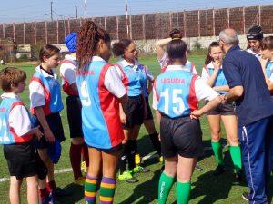 "Liguria femminile al ""Torneo 7 Foxes"""