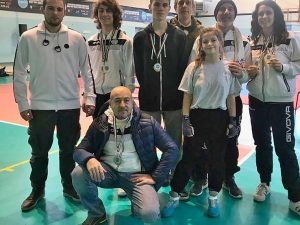 Il 2019 della Savate Molassana Boxing (VIDEO)