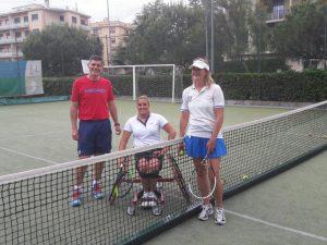 Dai bambini ai disabili: racchette per tutti alla Baby del Tennis (VIDEO)