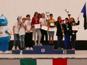 Molto bene la Liguria ai Giochi Studenteschi di Chianciano
