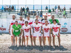 Genova Beach Soccer nella storia, 10° posizione finale in Coppa Italia