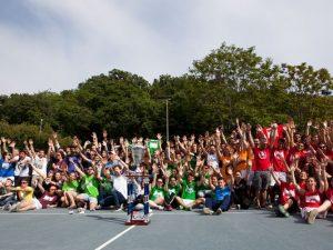 "Ingegneria trionfa agli University Games, le ""Olimpiadi"" dei dipartimenti"