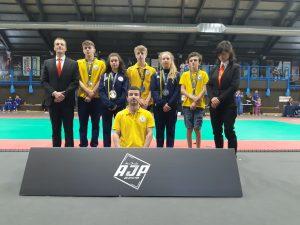 Cinquina Lino Team all'International Pro Ne Waza