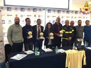 I Vigili del Fuoco di Spezia celebrati al Premio Scirea