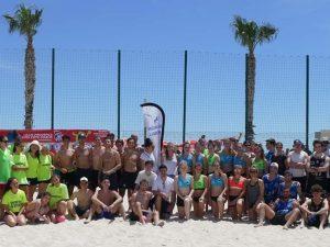 Inizio con il botto per la Liguria Beach Handball