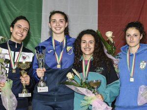 Alice Cassano terza in Coppa Italia ad Ancona