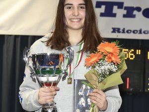 Tre argenti per gli Under 14 ai Campionati Italiani di Riccione