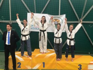 CNU:  bronzo Hwasong a L'Aquila