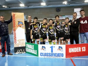 Regionali Under 13: trionfa la Colombo Genova