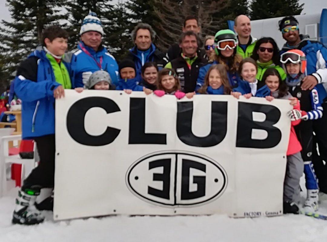 Lo Sci Club 3G e l'amore per la montagna