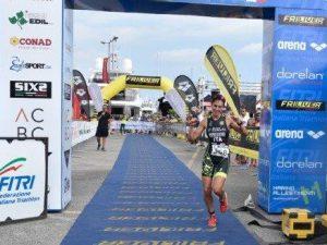 Il Sanremo Olympic Triathlon slitta al 2021