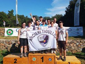 Arcieri Tigullio: un campionato 3D da ricordare