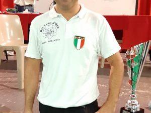 Al bolognese Fabio Corradini il tricolore di A Fibis. Terzo il genovese Massimo Bozzo