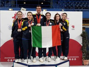 Sette vittorie per CSDO 2000 ai Giochi del Mediterraneo
