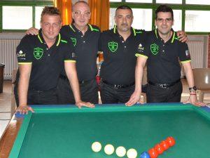 Al Bar Sole e Luna di Albenga il titolo interregionale a squadre Eccellenza della FIBIS