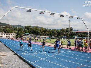 Meeting Arcobaleno Scuola: oltre 400 alunni al via