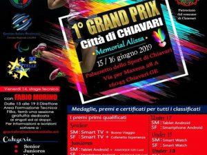 Ottima partecipazione al Grand Prix di Badminton a Chiavari (VIDEO)