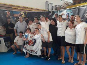 Gli Under 18 Albaro Nervi vincono ancora il titolo PallanuotoItalia