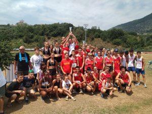 Boissano: buoni risultati per l'Atletica Run Finale Ligure