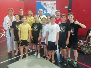 Karate Club Savona brilla anche all'estero