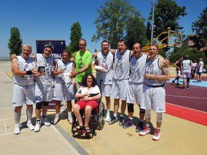 Finale Basket si impone nell'Over 50 maschile al TdS a Venezia