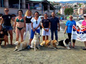 A Varazze successo per il 1° Splash Dog Day