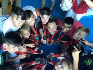 Taekwondolimpico fa 13 alla Coppa Chimera di Arezzo