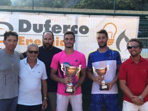Ecco i vincitori dell'Open del TC Chiavari