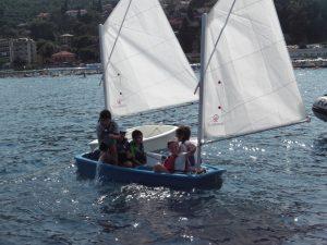 Meeting scuola vela: primo appuntamento a Santa Margherita Ligure