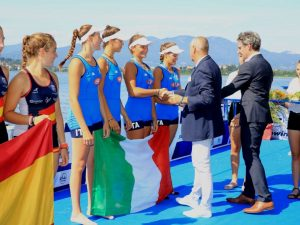 Coupe de la Jeunesse: 4 medaglie per Licatalosi e Danovaro
