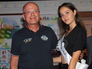 Beach: Alassio promuove il Mondiale ed elegge le Miss