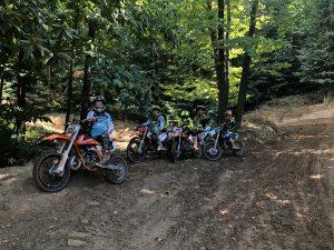 Sassello prepara il Campionato Regionale Junior Motocross