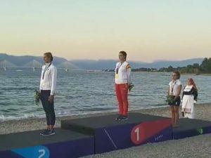 Elisa Mammi ancora medagliata a Patrasso