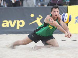 Beach: Davide Benzi secondo a Palinuro