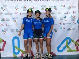 Valanzano campionessa europea, bronzo per Corsini