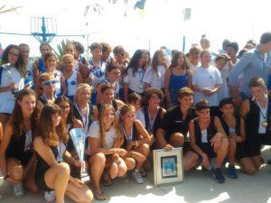 La Canottieri Lario vince ancora il Trofeo Aristide Vacchino