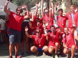 Doppietta Urania e vittoria Gianni Figari-San Michele a Moneglia