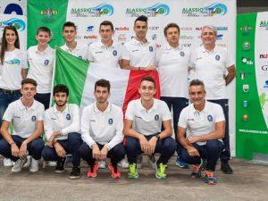 Grande Italia ad Alassio con 6 podi su 8 prove
