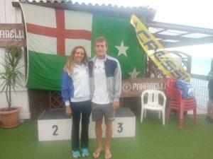 76° Miglio Marino di Sturla: vincono Alisia Tettamanzi e Fabrizio Monti