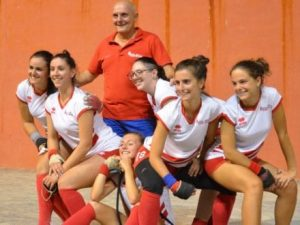 Amici del Castello campionesse d'Italia