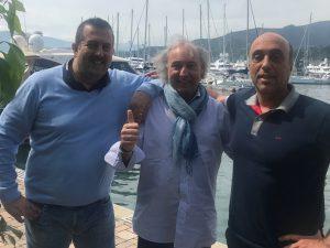 Anche Albaro Volley e Vallestura sposano il progetto Olympia