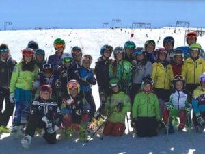 Ufficializzata la squadra Children di sci alpino