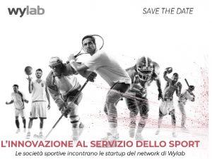 """""""L'innovazione al servizio dello sport"""" giovedì 3 ottobre con Wylab"""
