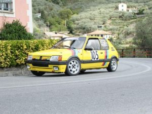 Lanterna Corse Rally Team: dolce Cotugno, amaro Casazza