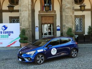 """Premio """"Auto Europa 2020"""" alla Renault Nuova Clio"""