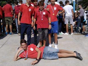 Ventiquattro medaglie per la Sabazia a Sanremo
