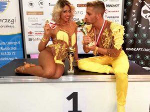 5 °IDO World Gala: tra le stelle anche Antonio e Jasmina Berardi