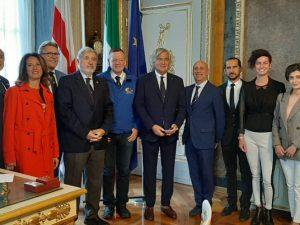 Genova Capitale Europea dello Sport 2023: parlano le autorità