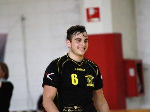 Gangemi con Ventimiglia in Nazionale Under 18