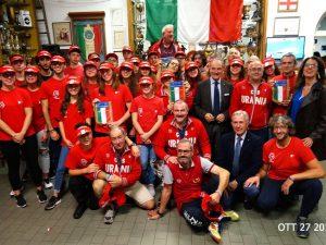 Il Club Sportivo Urania festeggia la sesta vittoria nella classifica nazionale (VIDEO)